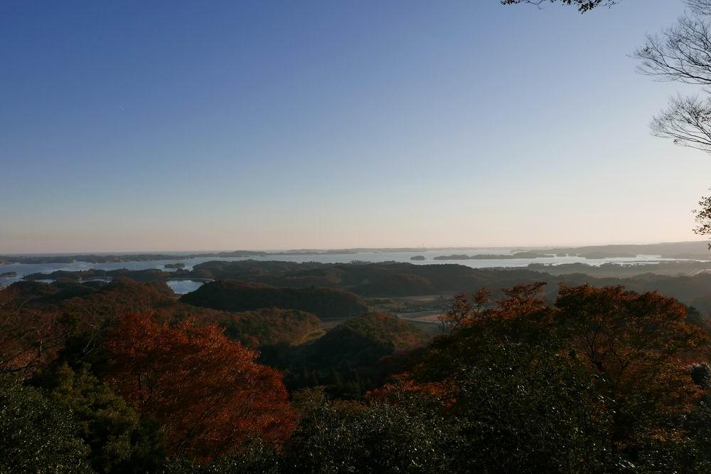 松島四大観麗観(富山)の絶景紅葉写真4