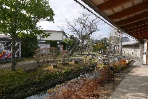 石ノ森章太郎ふるさと記念館園内風景