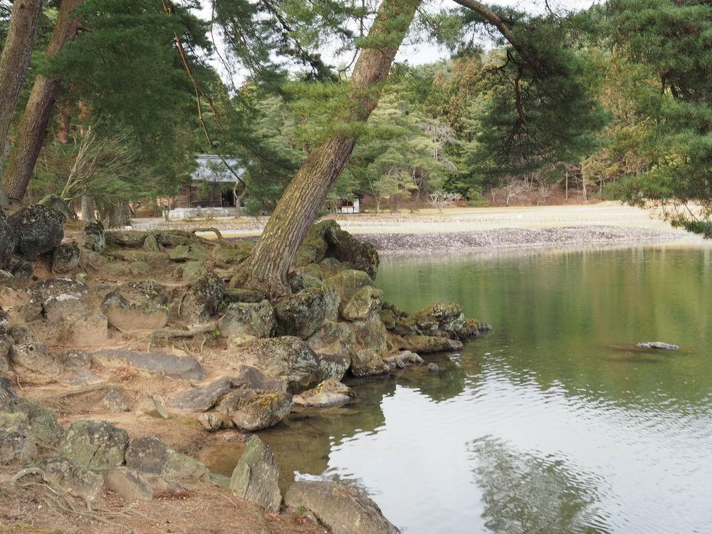 作庭記枯山水をイメージした写真