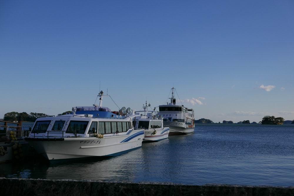 松嶋遊覧船乗り場風景写真3