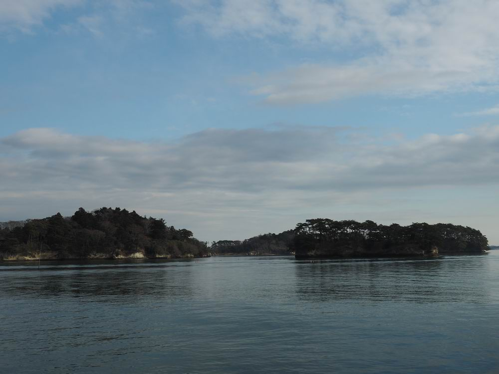 松島遊覧船の風景写真2