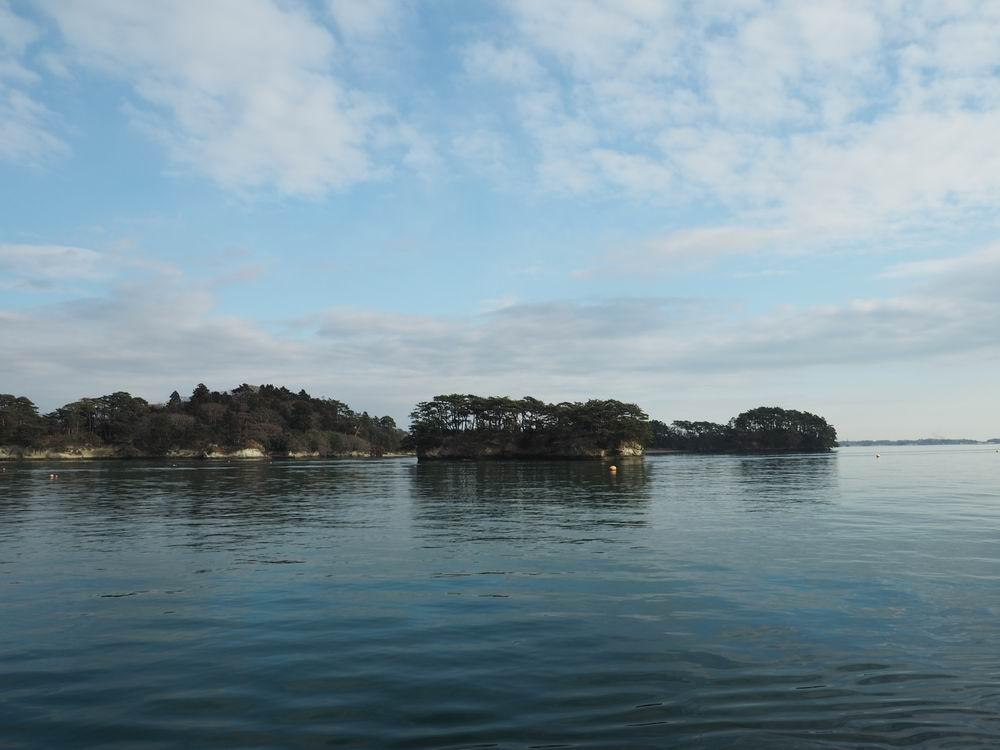 松嶋遊覧船の風景写真1