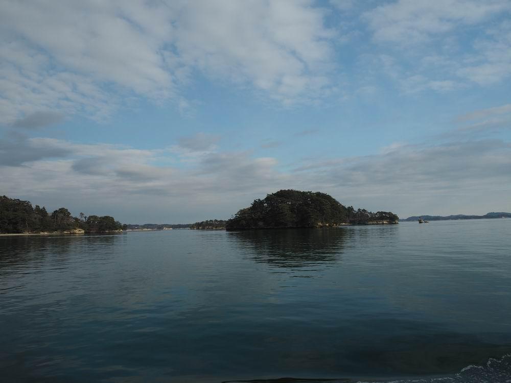 松島遊覧船の風景写真4