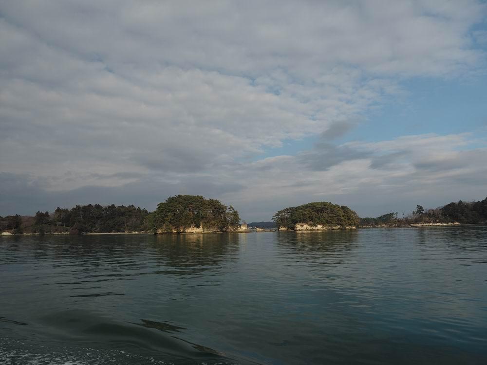 松島遊覧船の風景写真5
