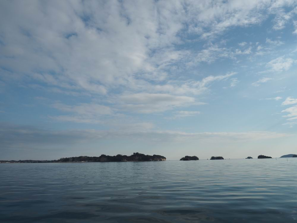 松島遊覧船の風景写真6