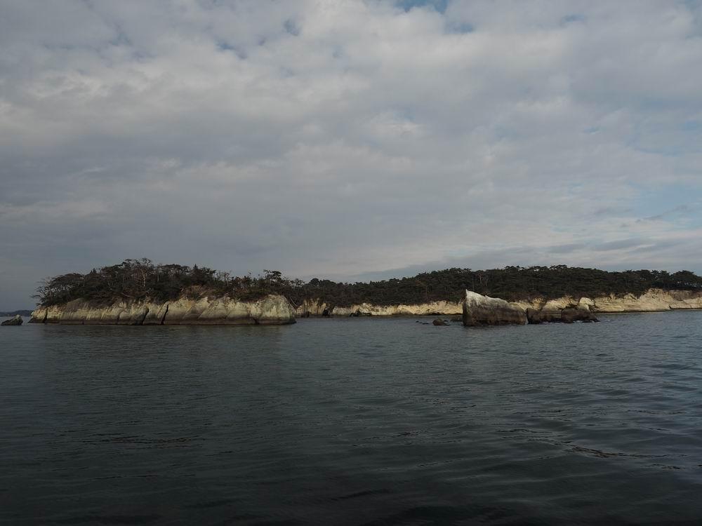 松島遊覧船の風景写真画像1