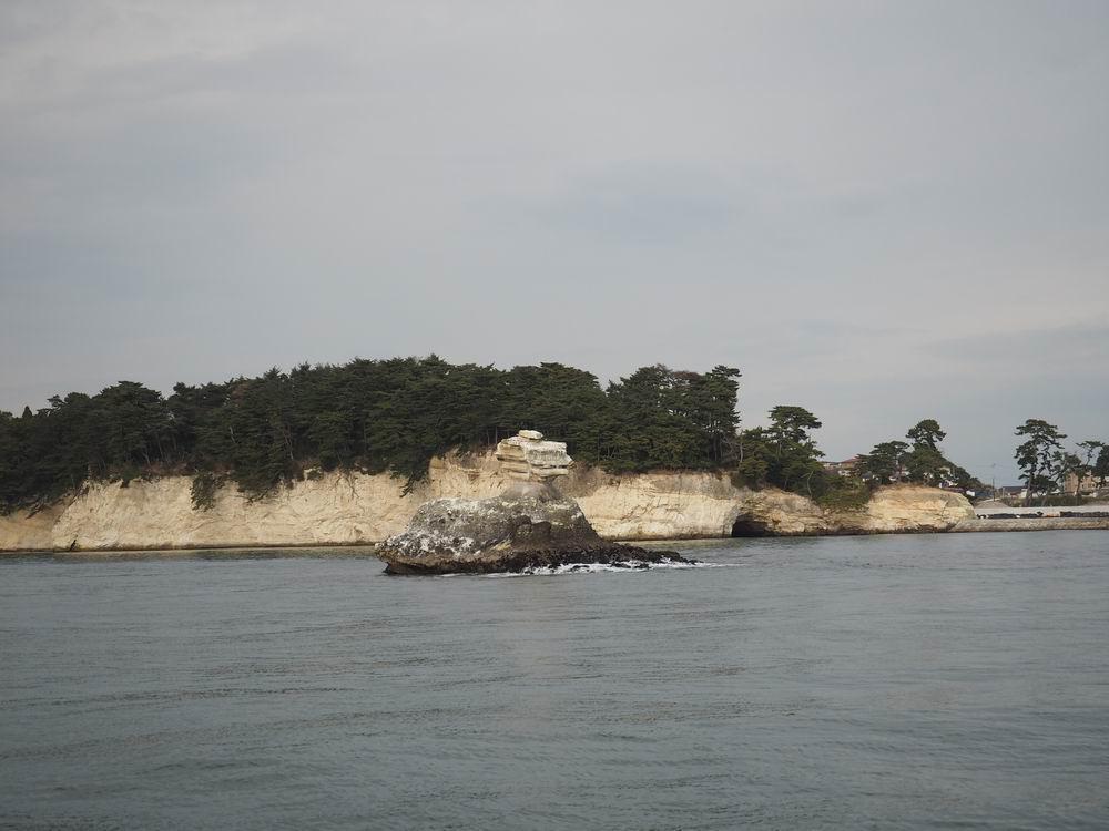 松島遊覧船の風景写真画像3