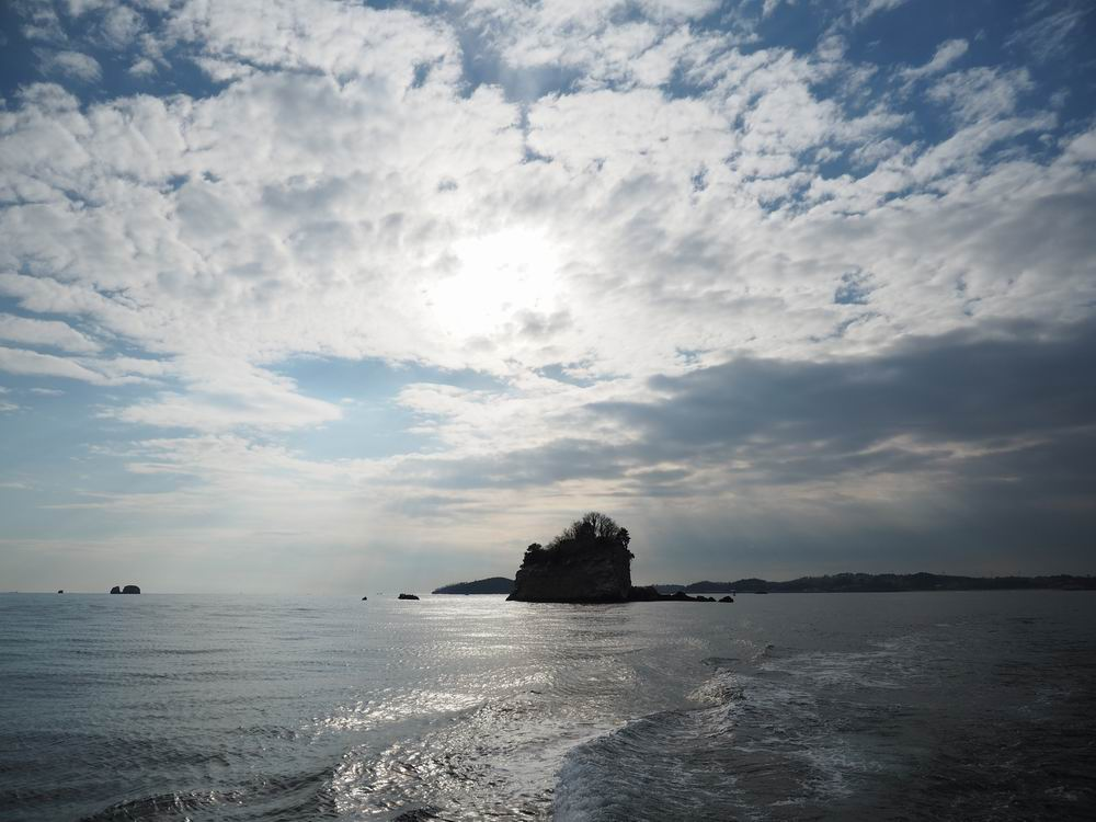 松島遊覧船の風景写真画像4