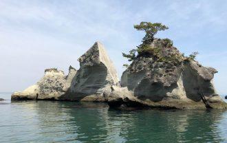 松島嵯峨渓の写真画像