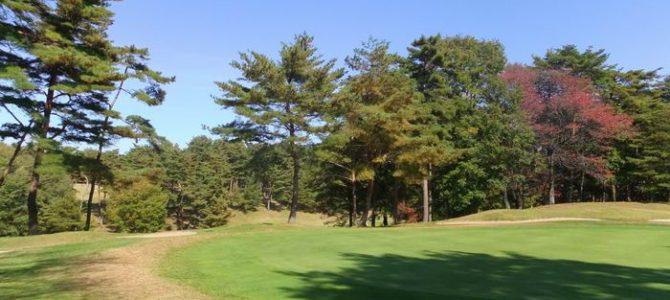 栗駒ゴルフクラブの風景