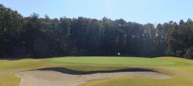 栗駒ゴルフクラブのコースの写真