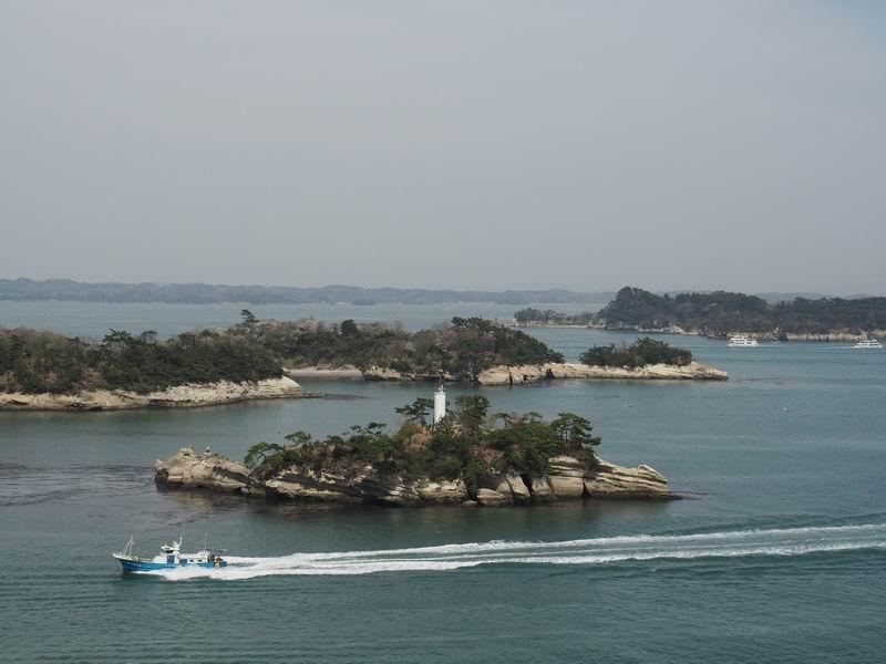 松島四大観の偉観の風景写真